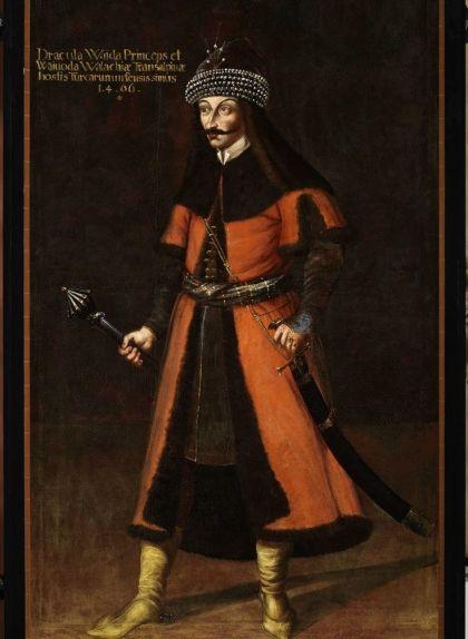 Vlad Tepes va aconseguir recuperar Valàquia el juliol del 1456