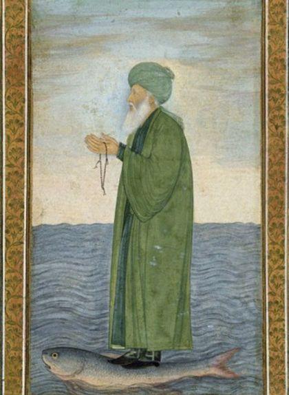 La figura del Cavaller Verd era malvista per l'islam ortodox