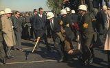 Detencions en una protesta a Washington contra la guerra del Vietnam