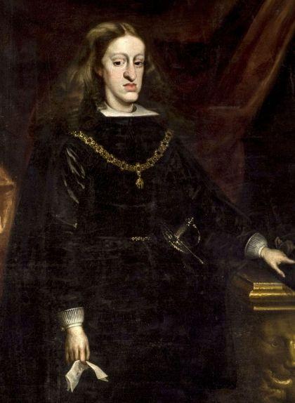 Retrat de Carles II