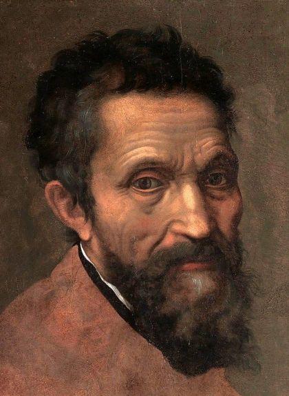 Retrat de Miquel Àngel, un dels artistes més reconeguts del Renaixement