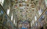 La Capella Sixtina, un tresor artístic del Vaticà