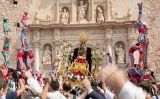 Processó de la Festa de la Mare de Déu de la Salut
