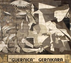 Mural del 'Guernica'