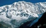 El cim de l'Annapurna