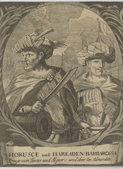 Els germans Barba-rossa
