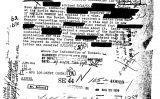 Informe de l'FBI sobre Marilyn Monroe sobre la seva intenció de viatjar a la Unió Soviètica