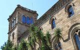L'edifici històric de la Universitat de Barcelona
