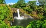 Salt d'aigua a Hilo (Hawaii)