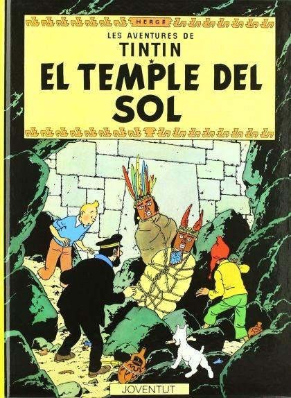 Portada d''El temple del Sol'