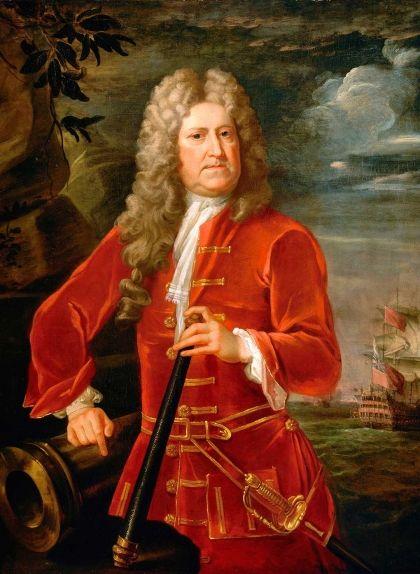 El capità anglès Nicholas Haddock