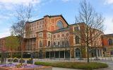 El Festspielhaus de Bayreuth, el teatre dedicat a la representació de les obres de Wagner