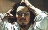 'L'home desesperat' (1841), autoretrat de Gustave Courbet