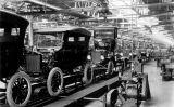 Cadena de muntatge del Ford T (1924)