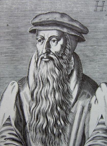 Retrat de John Knox, fundador del presbiterianisme