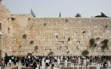 El Mur de les Lamentacions, a Jerusalem