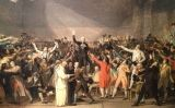 El 'Jurament del joc de pilota', de Jacques-Louis David