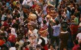 Seguici de la festa major de Reus en honor de Sant Pere