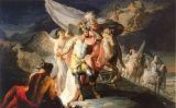 'Anníbal vencedor contemplant per primera vegada Itàlia des dels Alps' (1770), obra de Francisco de Goya