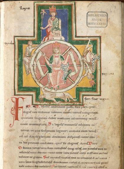 El 'Carmina Burana', una col·lecció de cants dels segles XII i XIII que s'han conservat en un únic còdex trobat el 1803 a Baviera