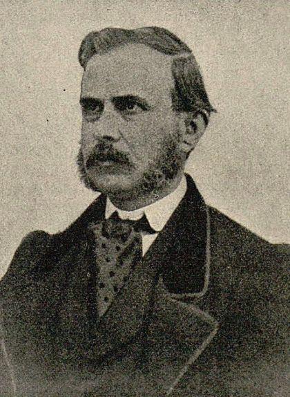Retrat de Narcís Monturiol, enginyer i inventor català