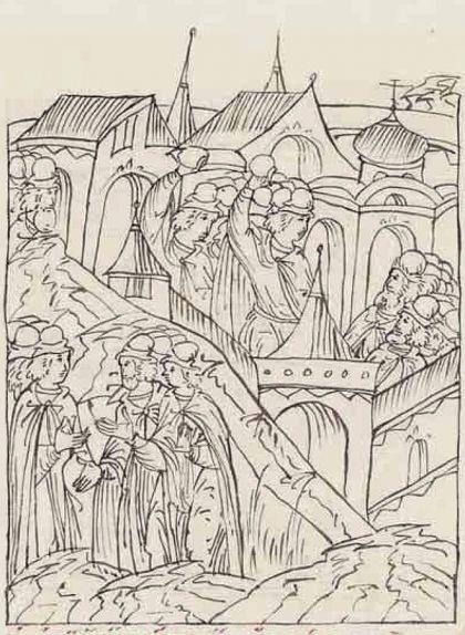 Revolta posterior a l'incendi de Moscou de 1547