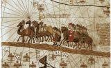 L'expedició de Marco Polo en un dels seus viatges