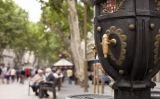 La font de Canaletes, punt de trobada de les victòries blaugranes