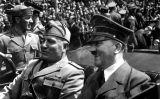 Hitler i Mussolini junts el juny del 1940 a Munic, Alemanya