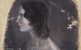 Retrat de l'escriptora Emily Brontë