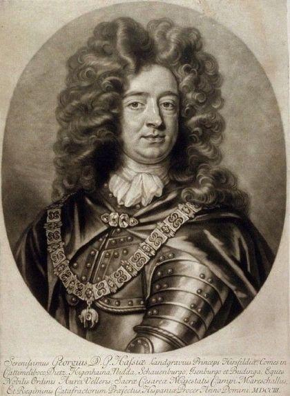 Retrat del príncep Jordi de Hessen-Darmstadt