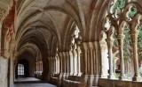 Claustre del monestir de Poblet