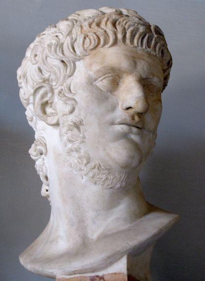 Bust de Neró