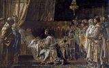 'Testament de Jaume I', obra d'Ignasi Pinazo Camarlench