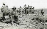 Militars espanyols a la campanya del Rif l'any 1921