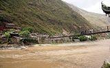 El pont de Luding, un dels indrets més icònics de la Llarga Marxa xinesa