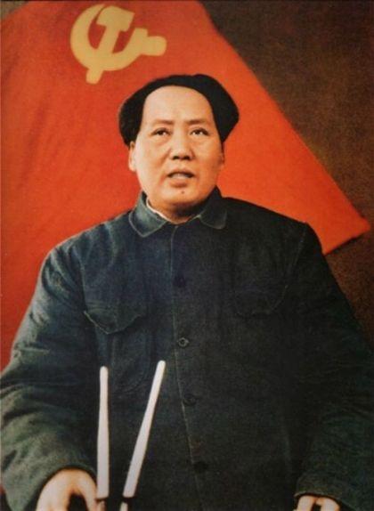 Retrat de Mao Zedong a Xibaipo del 5 de març del 1949