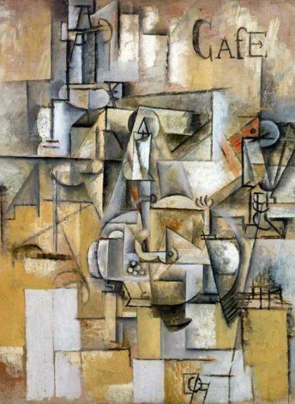 'Le pigeon aux petit pois' (1911), de Pablo Picasso