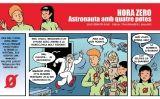 Còmic Hora Zero Astronautes