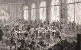 L'Hôtel de Ville durant la Comuna de París