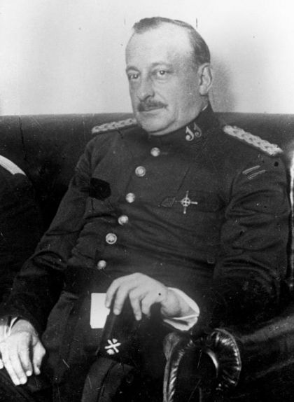 Retrat de Miguel Primo de Rivera l'any 1921