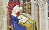 Com la poeta, filòsofa i protofeminista Crhistine de Pisan (a la imatge), Duoda va dedicar moltes hores de la seva vida a l'escriptura