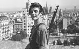 Marina Ginestà, retrat de Hans Gutmann