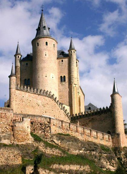 L'Alcázar de Segovia es convertí en presó per a alguns dels caps militars