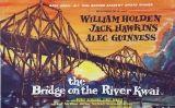 Cartell de la pel·lícula dirigida per David Lean i estrenada el 1957