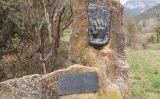 Monument a Guifré el Pilós situat a Navès