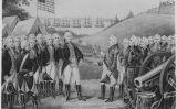 Rendició de Cornwallis a Yorktown