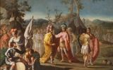 'Anníbal als Alps', pintura de Rafael Ximeno i Planes del 1778