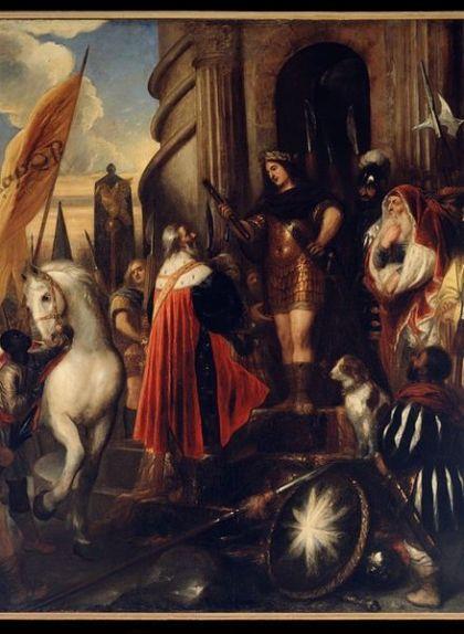'Quintus Fabius Maximus', obra de Jan Lievens de l'any 1656
