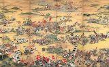 Detall del gravat que es conserva al museu de la ciutat de Gifu (Japó)